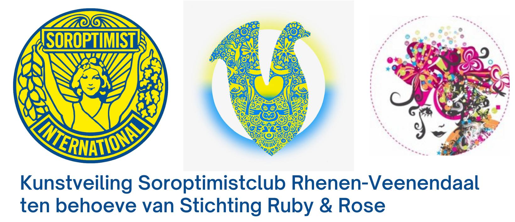 Kunstveiling Soroptimistclub Rhenen Veenendaal